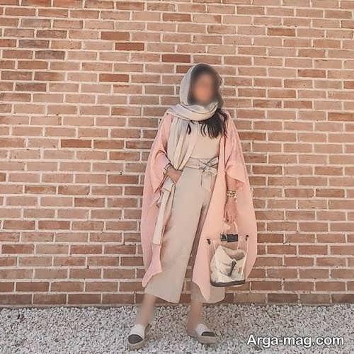 مدل لباس گشاد زنانه
