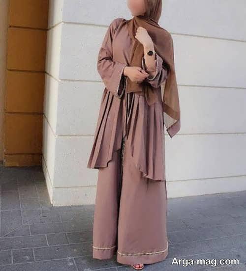 ست لباس گشاد زیبا و شیک