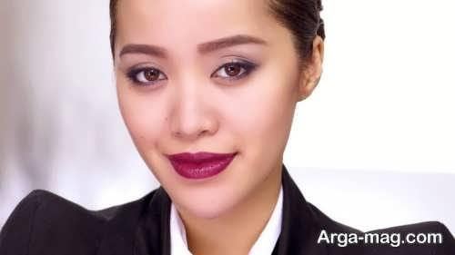 آرایش ملایم مخصوص محیط کار
