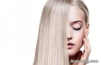 نحوه رنگساژ کردن موها