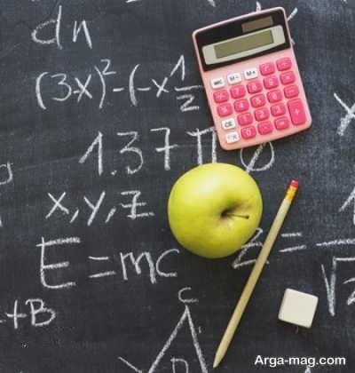 تقویت ریاضی با تمرین زیاد