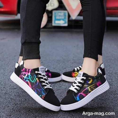ست کفش اسپرت مردانه و زنانه