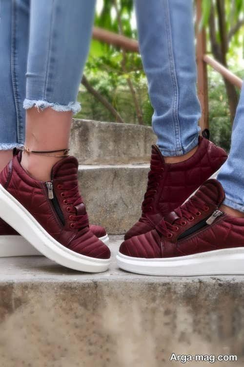 مدل های ست کفش زنانه و مردانه شیک و خاص