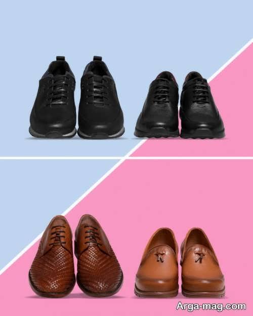 مدل کفش زنانه و مردانه مجلسی
