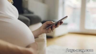 آسیب های ناشی از موبایل برای جنین