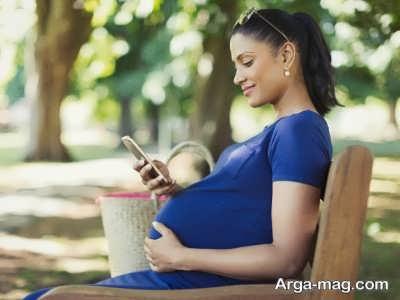 عوارض تلفن همراه در بارداری