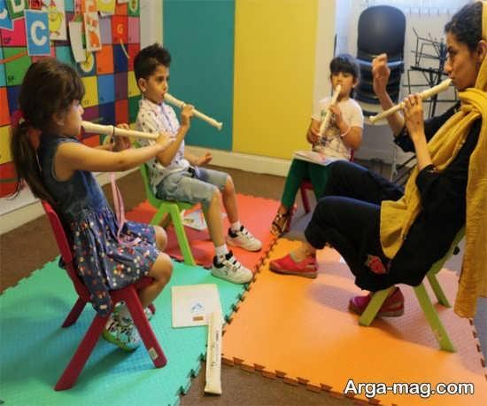 نحوه انتخاب موسیقی برای کودکان