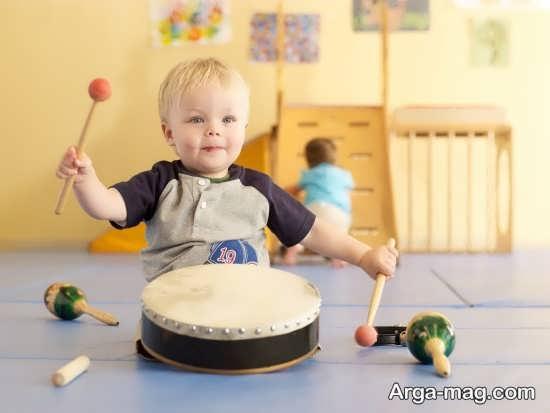 انواع موسیقی مناسب برای بچه ها