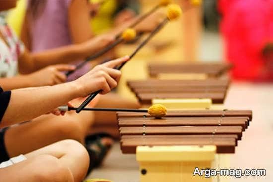 مناسب ترین انواع ساز برای بچه ها