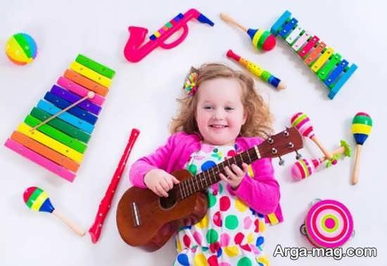 معیارهای انتخاب موسیقی برای بچه ها
