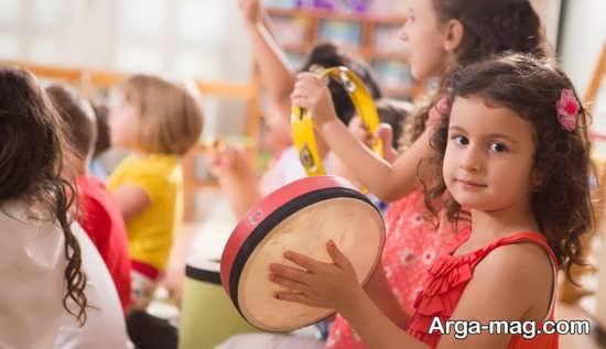 راهنمای انتخاب موسیقی برای کودکان