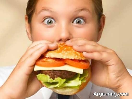 نکات جلوگیری از چاقی کودک سه ساله
