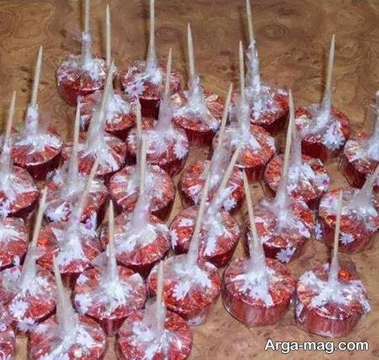 انواع ایده های جذاب تزیین شکلات برای هدیه دادن
