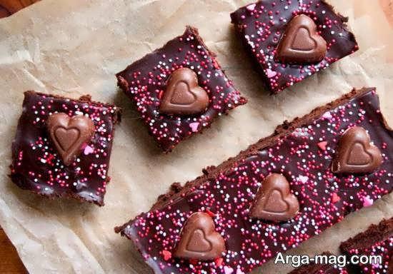 انواع ایده های زیبای تزیین شکلات جهت هدیه دادن