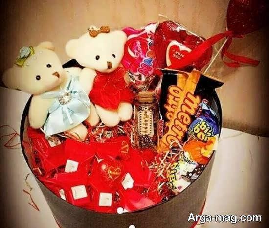 انواع ایده های زیبا و خلاقانه تزیین شکلات جهت هدیه دادن