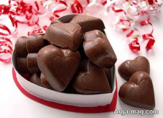 انواع طرح های بینظیر دیزاین شکلات برای هدیه دادن