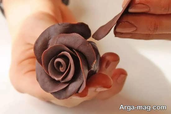 طرح هایی فانتزی از تزیین شکلات برای هدیه دادن