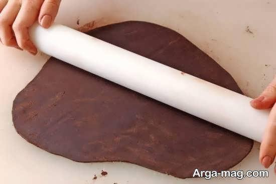 نمونه هایی جالب و کاربردی تزیینات شکلات برای هدیه دادن