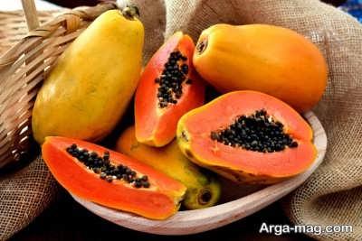 میوه های مهم و جایز در شیردهی