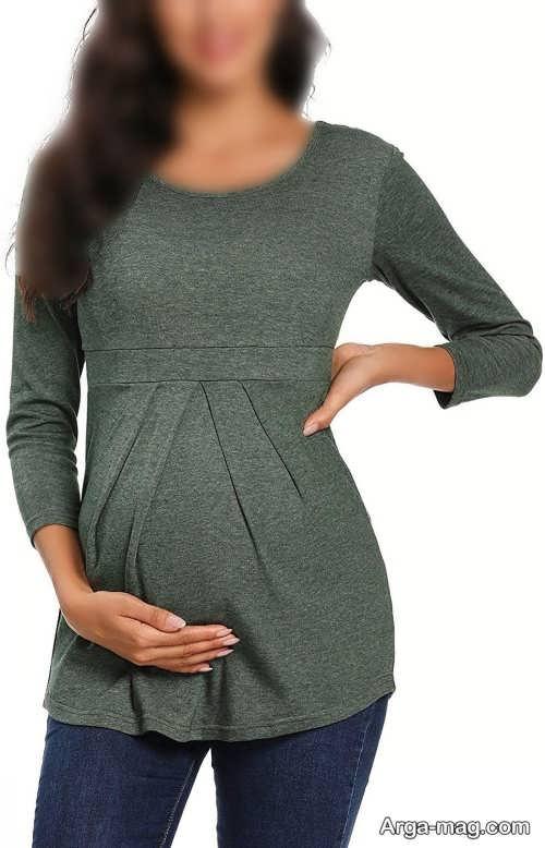 مدل شومیز بارداری