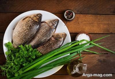خواص ماهی کپور و ارزش غذای این ماهی برای بدن