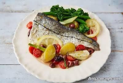 خاصیت هایی برای ماهی کپور