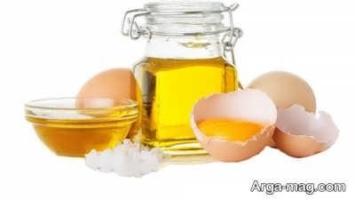 خاصیت روغن زرده تخم مرغ