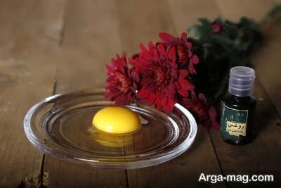 خواص روغن زرده تخم مرغ