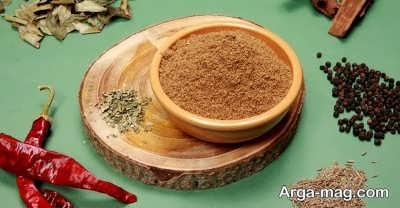 چگونگی ساخت گرام ماسالا