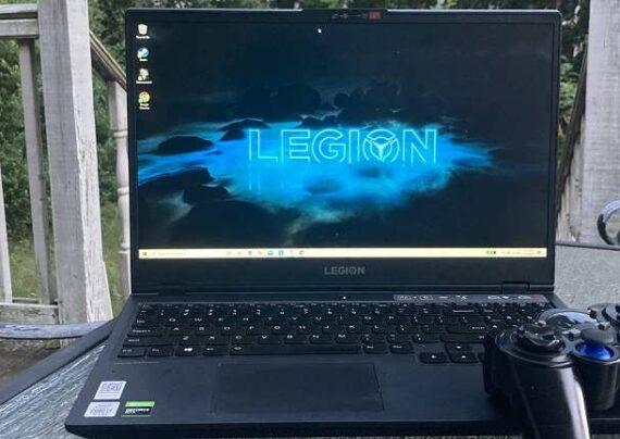 بررسی لپ تاپ legion 5