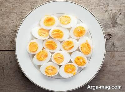 چگونگی درمان حساسیت به تخم مرغ