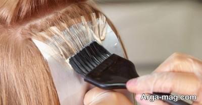 Sensitivity to hair color 8 - چطور می توانیم با حساسیت به رنگ مو مقابله کنیم؟