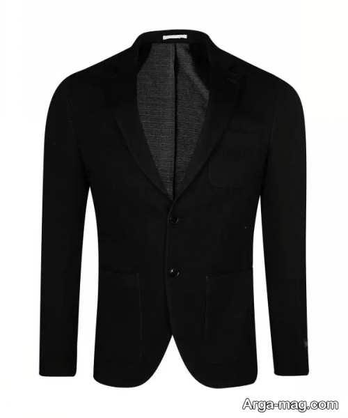 کت تک مشکی رنگ