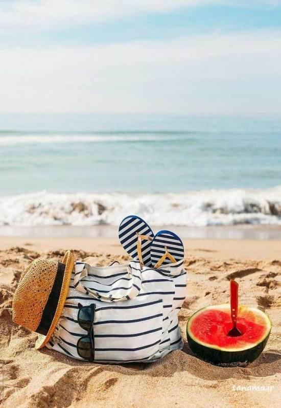 تصاویر جدید و متنوع تابستانی