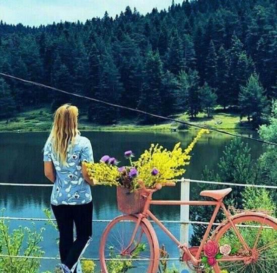 عکس پروفایل تابستانی زیبا و شیک