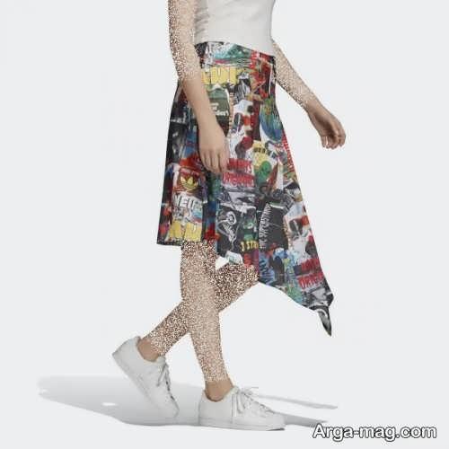 مدل دامن دخترانه تابستانی