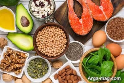 علت های کاهش امگا ۳ در بدن