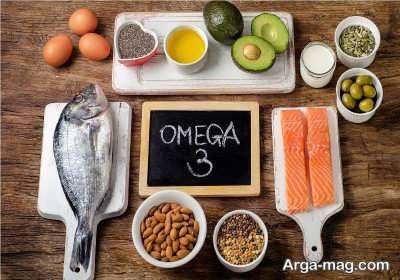 علل کاهش امگا ۳ در بدن