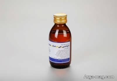 بررسی دارویی شربت تئوکال جی