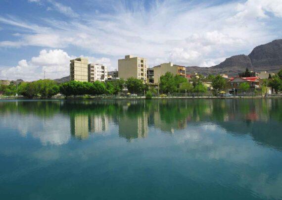 آشنایی با دریاچه تمی