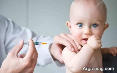 نحوه تزریق واکسن کزاز