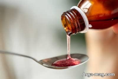 خصوصیات شربت تئوفیلین جی