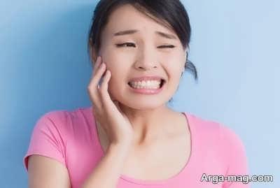 آلرژی دندان ها به ترشی و بهبود آن
