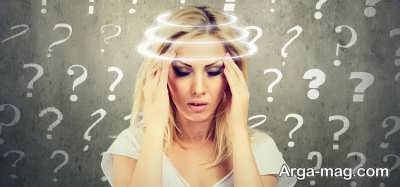 علائم مشکلات عصبی