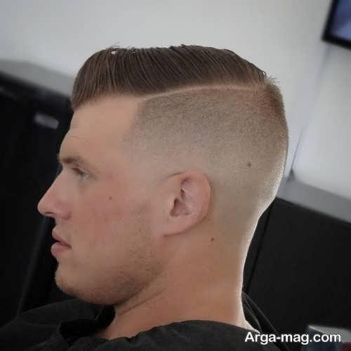 مدل مو کوتاه آندرکات