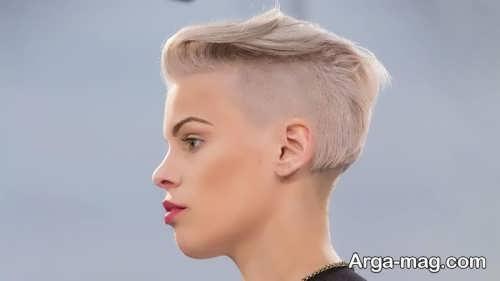 مدل موی زنانه آندرکات