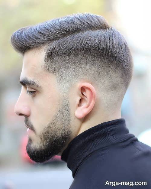 مدل موی مردانه آندرکات