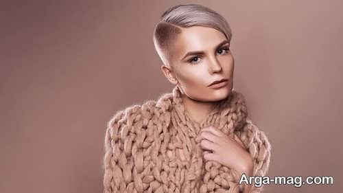 مدل موی دخترانه آندرکات
