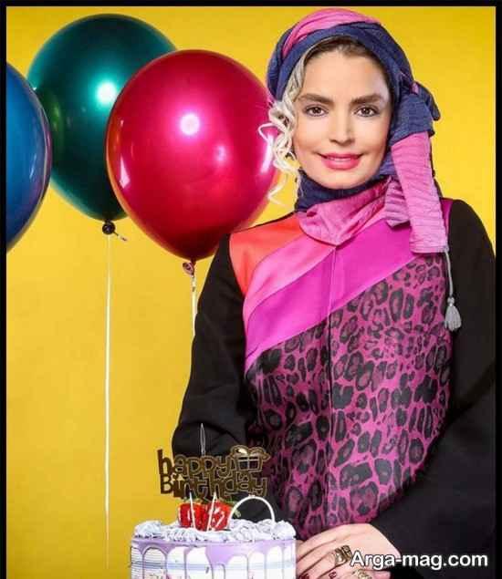 عکس های جدید تولد سپیده خداوردی