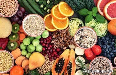 مواد غذایی مفید برای معده